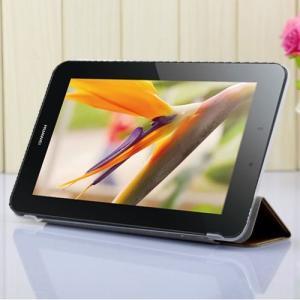 Huawei MediaPad 7 Youth2 PUレザーケース タブレット カバー 液晶保護フィルム付