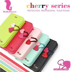 iPhone5 iPhone6 iPhone6 Plusケース カバー Cherry series DER|rexiao