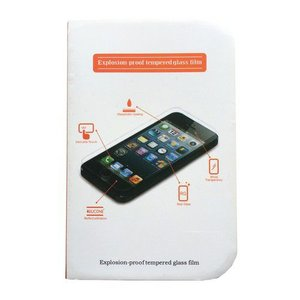 iPhone5s iPhone5c 強化ガラス 液晶保護フィルム 0.3mm ラウンドカット版|rexiao