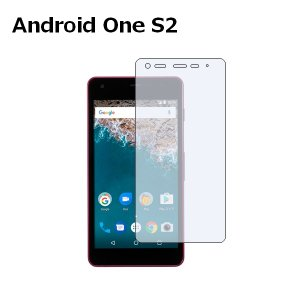 Android One S2 強化ガラス 液晶保護フィルム|rexiao