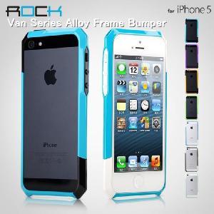 iPhone5s iPhone5 Alloy Frame バンパー カバー ROCK Van series|rexiao
