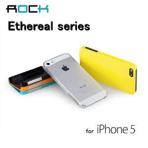 iPhone5s iPhone5 ポリカーボネート ケース カバー ROCK Ethereal series|rexiao