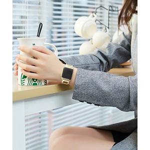 NotoCity 2019新しいapple watch クォーツバンドファッションapple wat...