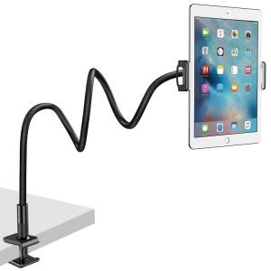 Nulaxy スマホスタンド タブレット スタンド iPad スタンド 進化版 フレキシブルアーム ...