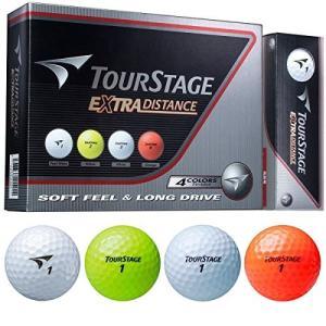 BRIDGESTONE(ブリヂストン) ゴルフボール TOURSTAGE エクストラ ディスタンス ...