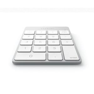 Satechi スリム ワイヤレス Bluetooth テンキー18キーiMac, Macbook,...