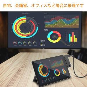USB3.0 ハブ マイクロソフト surface pro6/pro5専用 USBハブ HDMI 変...