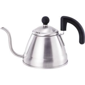 和平フレイズ ケトル コーヒー ドリップケトル 1.0L IH対応 つや消し仕上 ステンレス 日本製...