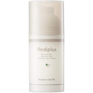 Mediplus+ メディプラスゲルDX ハーフ 高濃度 オールインワン ゲル 80g 保湿 美容液