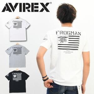 PRINT CREW TEE NAVALSEALS   AVIREXより新作Tシャツが登場しました。...