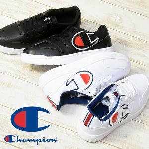 Champion チャンピオン  CP LA014 オールコートOX スニーカー 靴  メンズ シューズ 送料無料 ホワイト ブラック|rexone
