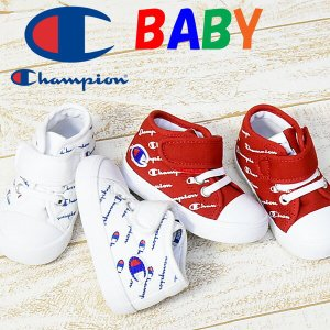 Champion チャンピオン キッズ ベビー  子供靴 シューズ CP BR011 ルーキーコート CANVAS 13cm 14cm|rexone