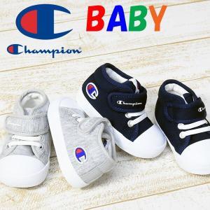 Champion チャンピオン キッズ ベビー  子供靴 シューズ CP BR012 ルーキーコート SWEAT 13cm 14cm|rexone