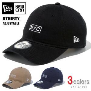 NEW ERA ニューエラ 9THIRTY ボックス NYC キャップ 帽子 930  ローキャップ 12119370 12119371 12119373|rexone