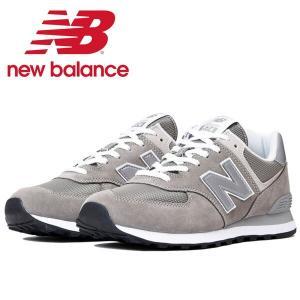 new balance ニューバランス ML574EGG スニーカー 靴 ランニングシューズ ウォーキング スポーツ メンズ 送料無料 グレー|rexone