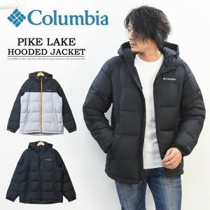 SALE Columbia コロンビア パイクレイク フーデッドジャケット オムニヒート 中綿 マウ...