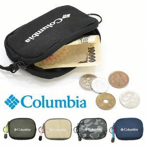 Columbia コロンビア コインケース 小銭入れ お札入れ カードケース メンズ レディース ユニセックス PU2200|rexone
