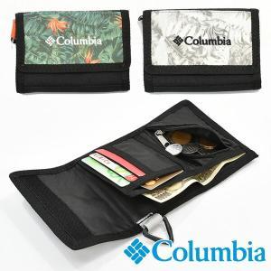 Columbia コロンビア ナイオベウォレット 財布 サイフ さいふ 3つ折り ベルクロウォレット 折りたたみ PU2249|rexone