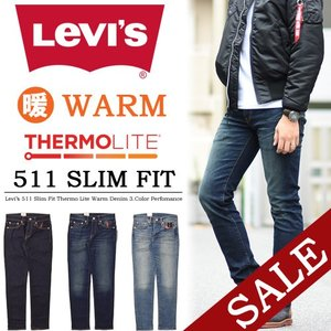 SALE Levi's リーバイス STAY WARM 51...