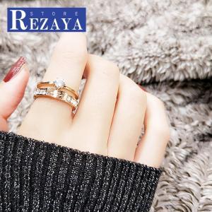 4931c40e5e69 指輪 リング レディース 可愛い 韓国風 チタン合金 ビンテージ シンプル おしゃれ 誕生日プレゼント 女性 母 嫁 アクセサリー お祝い