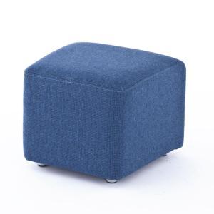 [代引不可]コロザ スツール ファブリック / ブルー RFST-JIFBLアールエフヤマカワ RFyamakawa 待合い 椅子 ベンチ  |rf-yamakawa-y