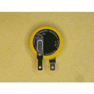 パナソニック コイン電池 CR2032 縦型ラグ端子付き    ☆ゆうパケット可(210円)|rfad