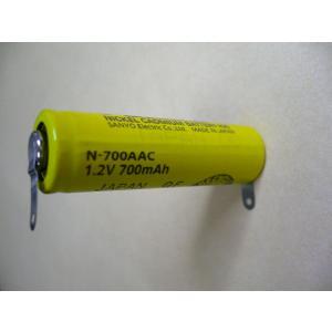 パナソニック ニッカド充電池(カドニカ) 単三型 タブ端子 ☆ゆうパケット可(210円)|rfad