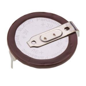 パナソニック コイン充電池 VL2020 横型端子付き  ☆ゆうパケット可(210円)|rfad
