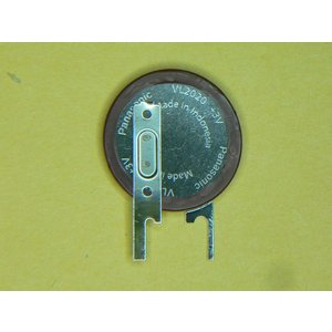 パナソニック コイン充電池 VL2020 縦型端子付き  ☆ゆうパケット可(210円)|rfad