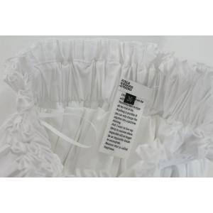 ダブルスタンダードクロージング 綿 タイプライタースカート・サーキュラースカート/36/ホワイト/Double Standard Clothing/209669|rfstore|03