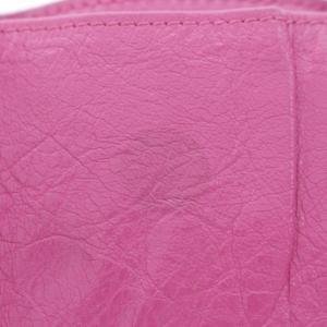 バレンシアガ クラシックミニウォレット・3つ折り財布/4774/ピンク/BALENCIAGA/RF4/b191003/311697|rfstore|07