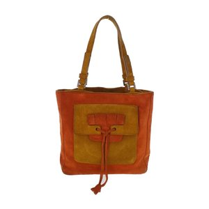 プラダ ハンドバッグ ミニ /ライトブラウン/オレンジ/PRADA/RF2/b200121/326491|rfstore