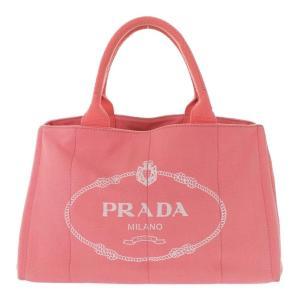 プラダ カナパトート・キャンバスバッグ/BN1877/CAMMEO(ピンク系)/PRADA /RF2/b200307/333814 rfstore