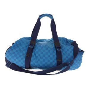 ルイヴィトン ダミエ・アヴァンチュール・プラクティカル・2WAYボストンバッグ 折畳み/M97057/ブルー/LOUIS VUITTON 翌日配送可/b200117/326782 rfstore