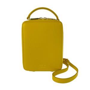オーエーディーニューヨーク Mini Leather Box クロスボディ レザー 2WAYショルダーバッグ OAD NEW YORK  翌日配送可/b210804/403536 rfstore