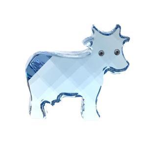 スワロフスキー クリスタル 置物牛 CONNIE THE COW etcその他雑貨/698992/ブルー/SWAROVSKI 翌日配送可/RF2/b200704/349815 rfstore