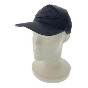プラダ フロントロゴナイロン・ベースボールキャップ(BBキャップ)帽子/1HC274/NERO/PRADA 翌日配送可/b200718/352336 rfstore