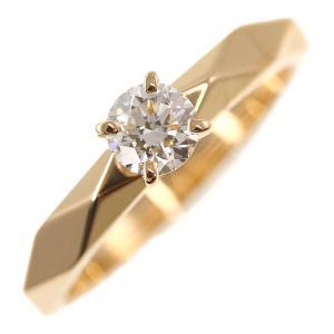 ブシュロン ファセット・ソリテール・ダイヤモンドリング・指輪・天然/K18PG/750-3.3g/0.31ct/GIA/9号/#49/JSL0001749/RF3/h191212/320337|rfstore