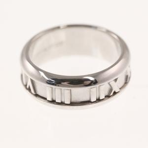 ティファニー アトラス・リング・指輪/K18WG/750-8.4g/10号/#50/ホワイトゴールド/TIFFANY & Co./RF4/h191207/320262 rfstore 03