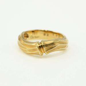 カルティエ バンブーリング・指輪/K18YG/750-6.4g/12号/#52/イエローゴールド/Cartier 翌日配送可/h210906/407092 rfstore