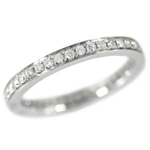 ジュエリーマキ フルエタニティ・ダイヤモンドリング・指輪/K18WG/750-2.6g/0.36ct/9号/#49/Jewelry MAKI 翌日配送可/h190216/278258|rfstore
