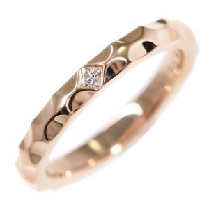 ルイヴィトン モノグラム・アンフィニ・アリアンス ピンクゴールド 1P・ダイヤモンドリング・指輪/K18PG/3.1g/6号/RF4/h191128/317934|rfstore