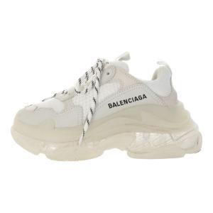 バレンシアガ トリプルS CLEAR SOLEトレーナー・スニーカー靴 クリアソール #35/544351W09E1/JP23/BALENCIAGA/RF1/b190717/299626|rfstore