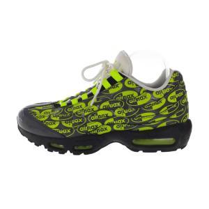 ナイキ AIR MAX 95・PREMIUM・スニーカー 靴/538416-019/30cm/ネオンイエロー/NIKE/RF4/b191207/318840|rfstore