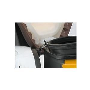 スズキ レッツ5 ヘルメットホルダー|rgms