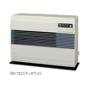 コロナ FF式温風ヒーターFF-B10014 W ビルトインタイプ 防火性能認証品 別置タンク式 フロスティホワイト|rh-sogo