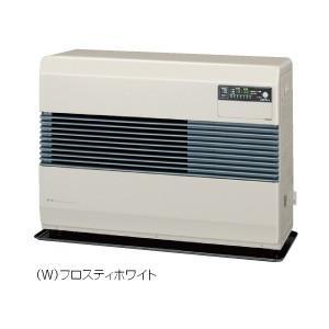 コロナ FF式温風ヒーターFF-B5814 W ビルトインタイプ 防火性能認証品 別置タンク式 フロスティホワイト|rh-sogo