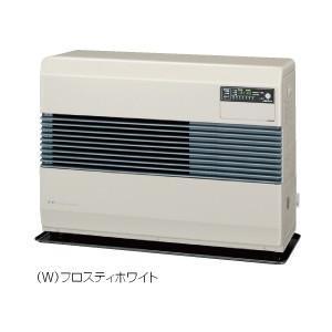 コロナ FF式温風ヒーターFF-B7414 W ビルトインタイプ 防火性能認証品 別置タンク式 フロスティホワイト|rh-sogo