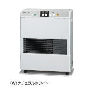 コロナ FF式温風ヒーターFF-VG4215Y W 標準タイプ カートリッジタンク式 ナチュラルホワイト|rh-sogo