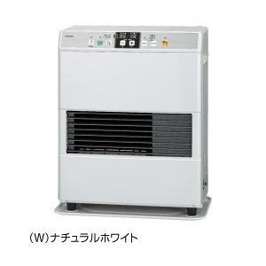 コロナ FF式温風ヒーターFF-VG5215S W ビルトインタイプ 防火性能認証品 別置タンク式 ナチュラルホワイト|rh-sogo
